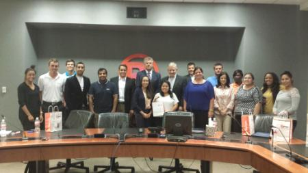 International Management students embark on project with RadioShack Corp.